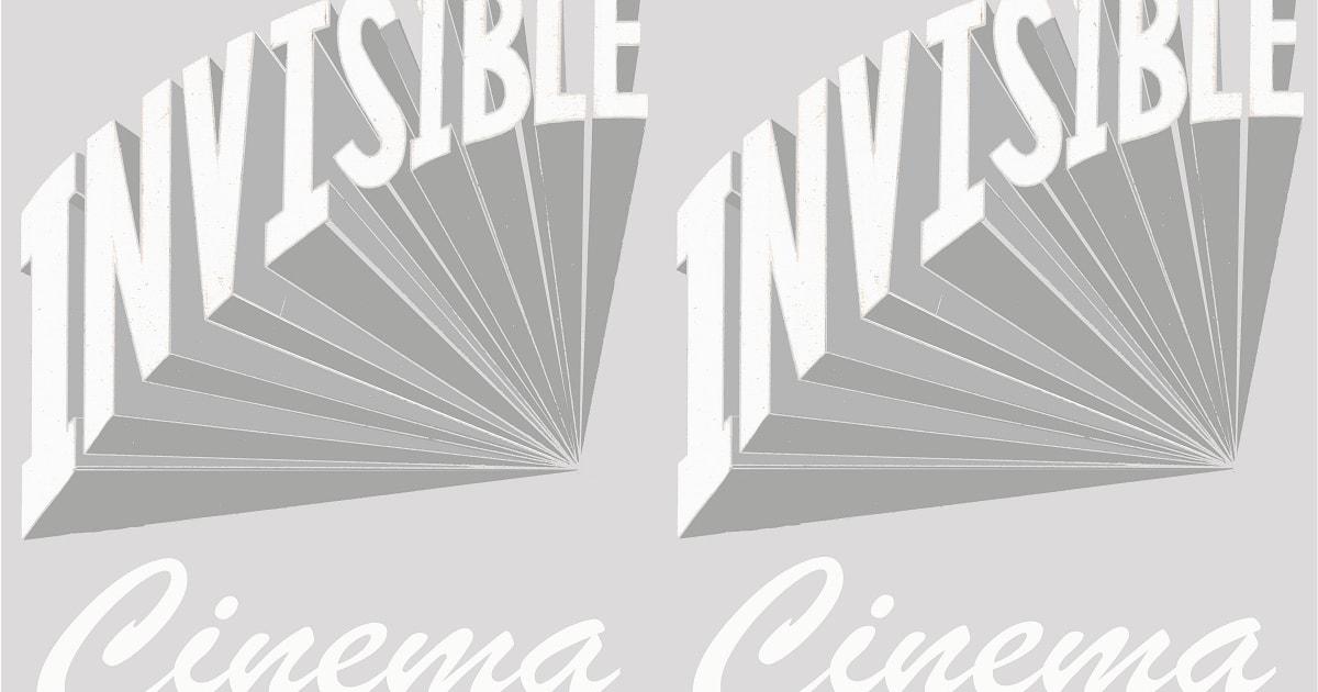 Invisible Cinema (2pm) | Flatpack Festival