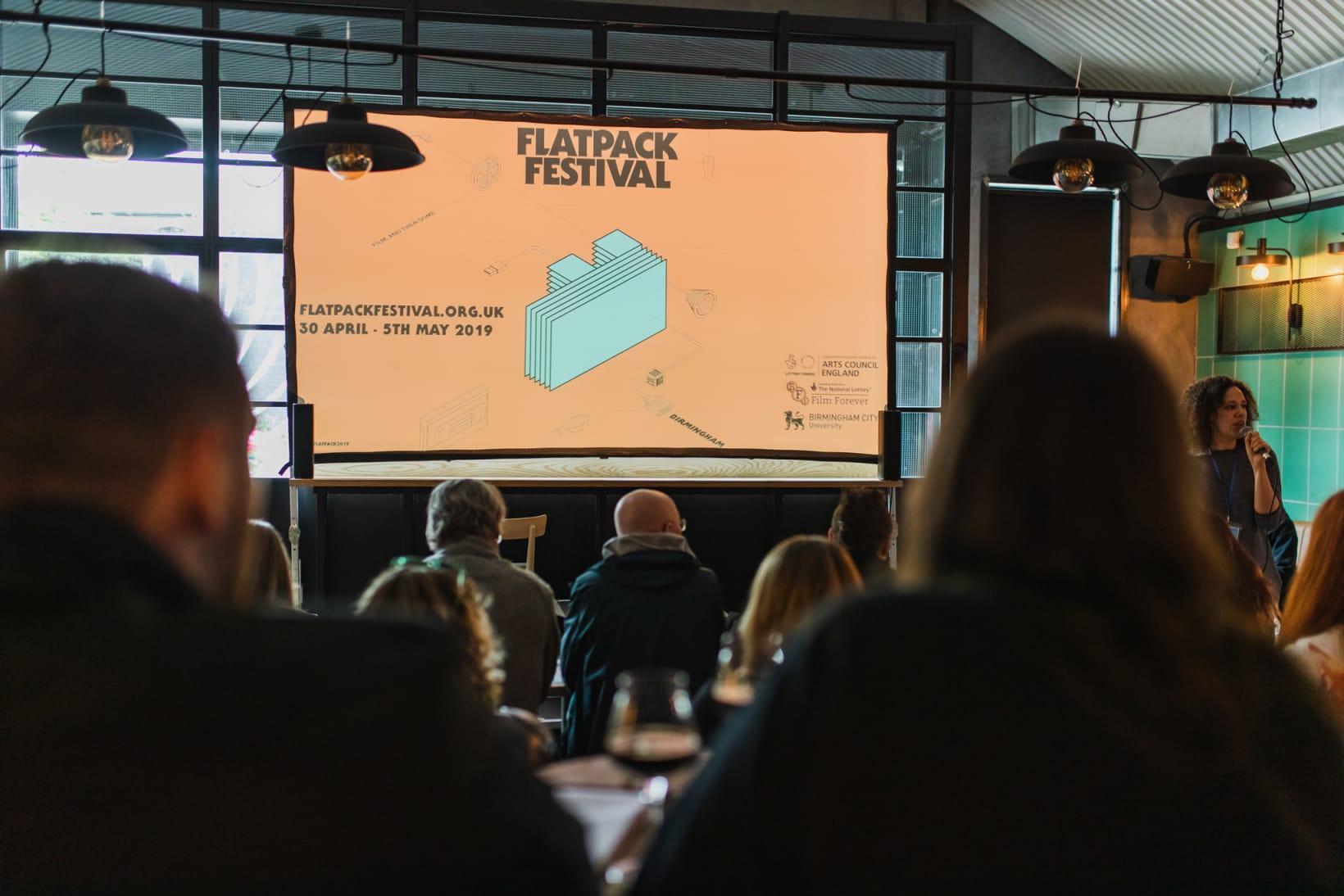shorts & hops flatpack festival 2019
