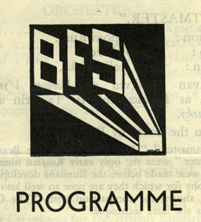 Birmingham Film Society logo