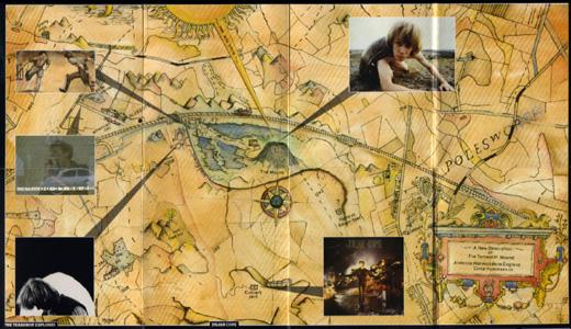 Polesworth map