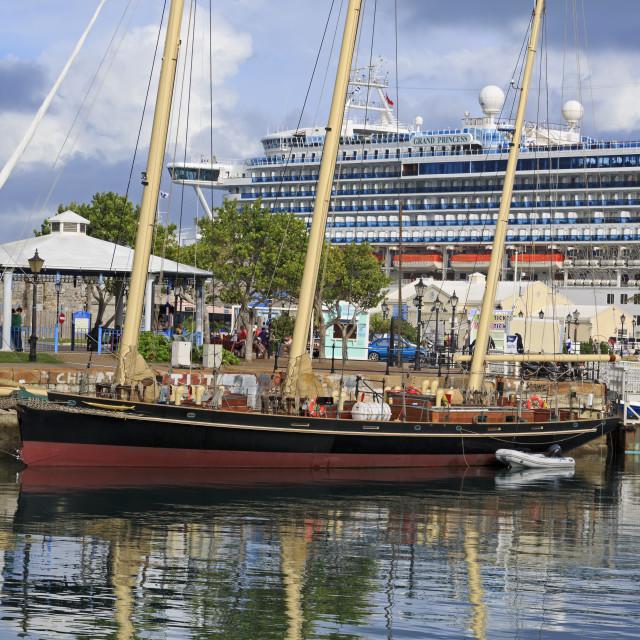 Bermuda Sloop Royal DockyardSandys Parish Spirit Naval Of In The qSVpzUM