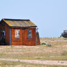 """Dungeness landscape"" stock image"