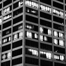 """LA Downtown"" stock image"