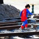 """Superman"" stock image"