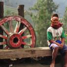 """""""Javanese Man"""" stock image"""