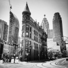 """Gooderham building, Toronto"" stock image"