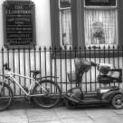 """Street Photography Hartlepool"" stock image"