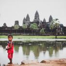 """""""Angkor Wat"""" stock image"""