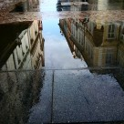 """Prague after rain - 3"" stock image"
