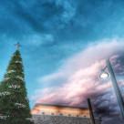 """""""Christmas Eve"""" stock image"""