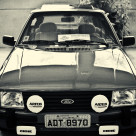"""Ford Escort XR3"" stock image"
