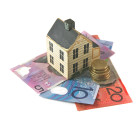 """Home Loan With the Australian Dolor"" stock image"