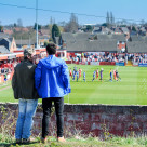 """""""Alfreton Town V Grimsby Town"""" stock image"""