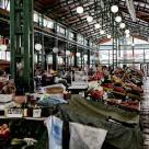 """""""Fruits and veggie market"""" stock image"""