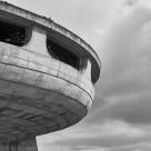 """""""Abandoned monument"""" stock image"""