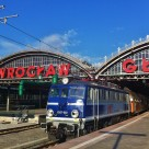 """Wroclaw Train Station"" stock image"