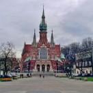 """Rynek Podgórski, Kraków Poland"" stock image"