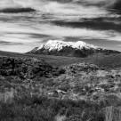 """Mount Ruapehu"" stock image"