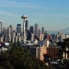 """Seattle, Washington."" stock image"