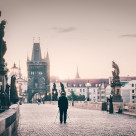 """Karlův most II | Prague, Czech Republic 2012"" stock image"