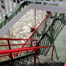 """Steamboat Natchez, Mississippi River (New Orleans)"" stock image"