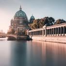 """Berliner Dom| Berlin, Germany 2016"" stock image"
