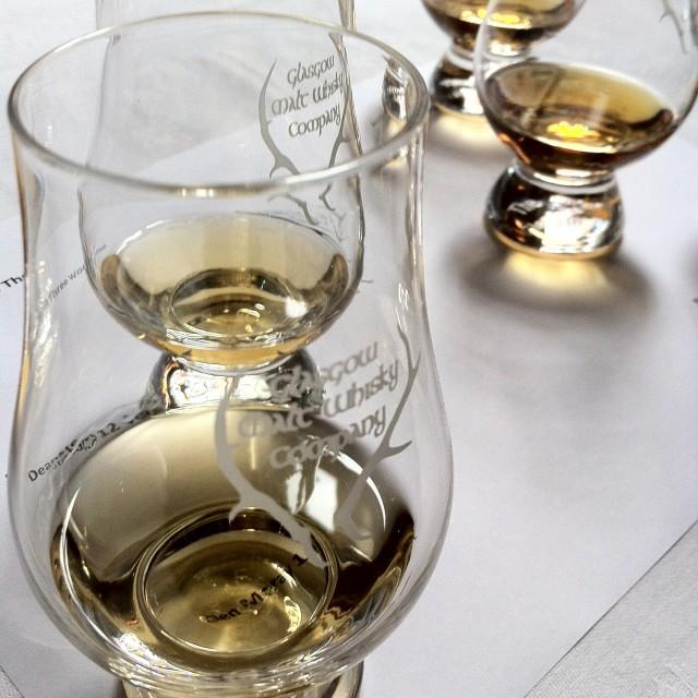 """Whisky tasting"" stock image"