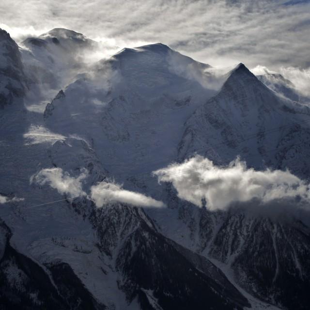 """""""Alps #1"""" stock image"""