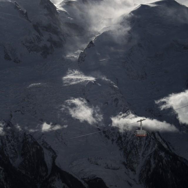 """""""Alps #2"""" stock image"""