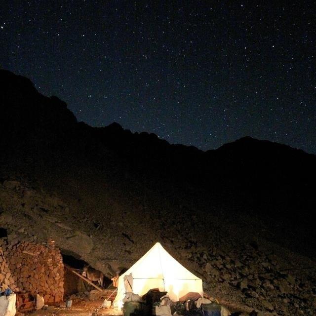 """Moroccan Stars"" stock image"