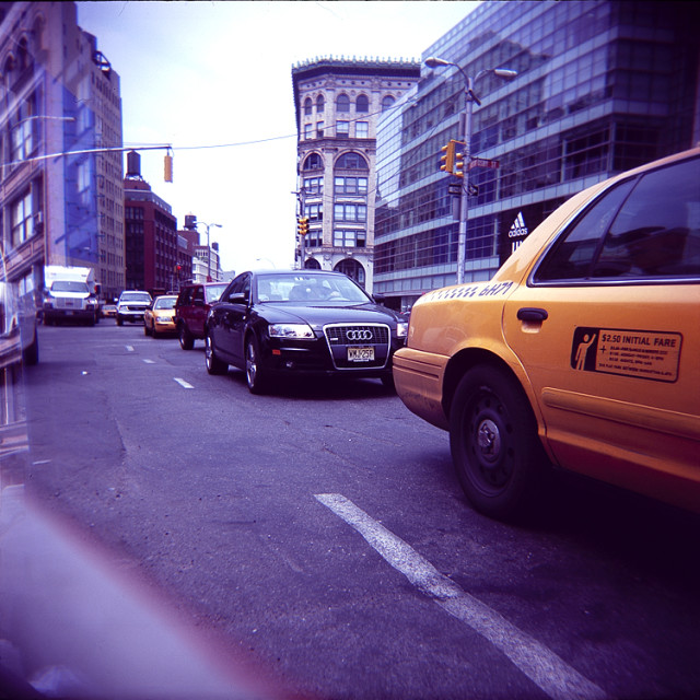 """NYC"" stock image"