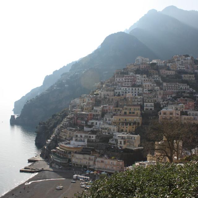 """Positano, Italy"" stock image"