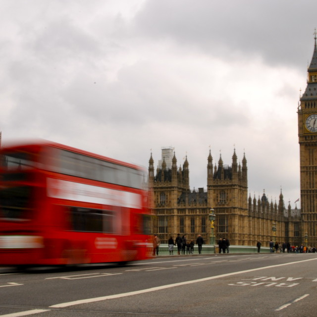 """""""Westminster Palace"""" stock image"""
