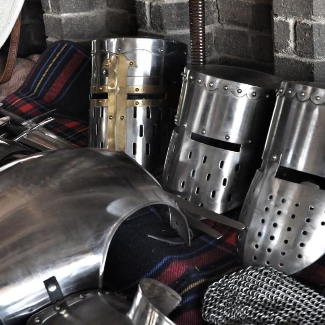 """Medieval Armour"" stock image"