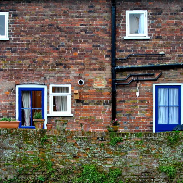 """""""Bricks and Windows"""" stock image"""