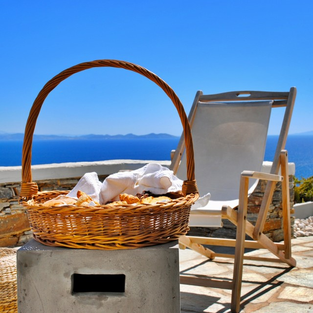 """""""...view of Aegean"""" stock image"""