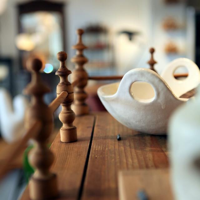 """ceramic bowl"" stock image"