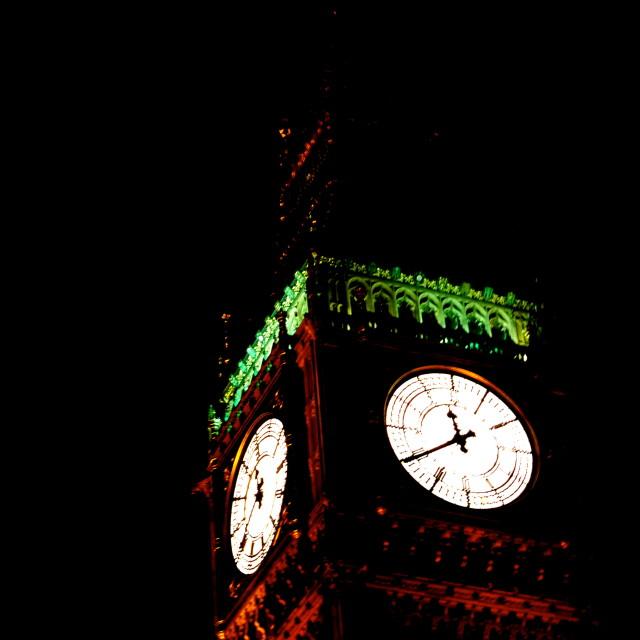 """Big Ben, London"" stock image"