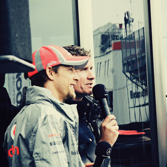 """Jenson & David"" stock image"