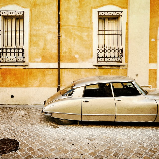 """Citroën DS"" stock image"
