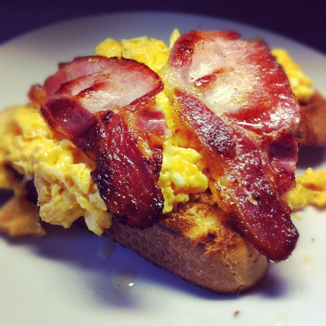 """Breakfast"" stock image"