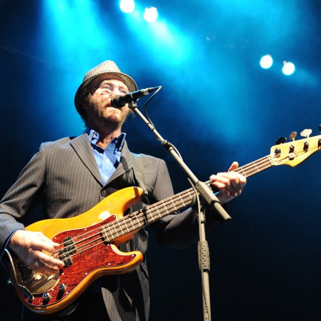 """""""Chas and Dave live"""" stock image"""