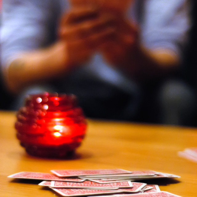 """""""Playing Cards"""" stock image"""