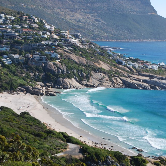 """Llandudno, Cape Town"" stock image"