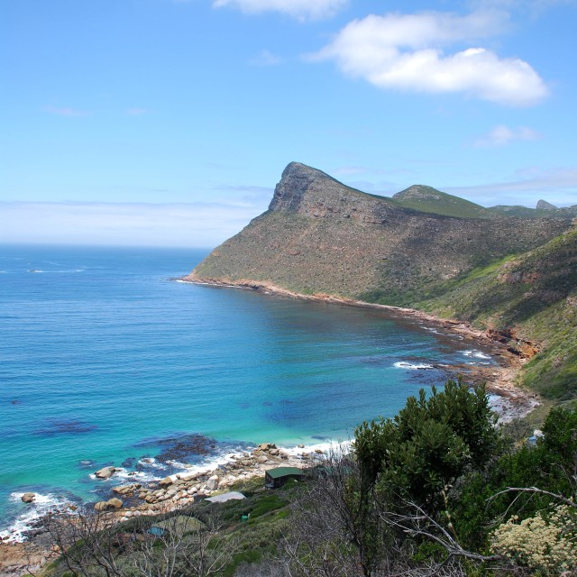 """Cape of Good Hope"" stock image"
