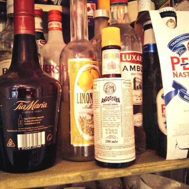 """Alcohol"" stock image"