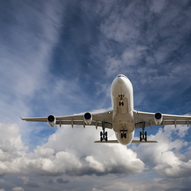 """Takeoff"" stock image"