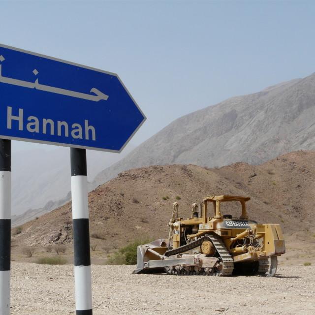 """""""This way, Hannah"""" stock image"""