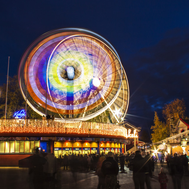 """Carnival of Light 3"" stock image"