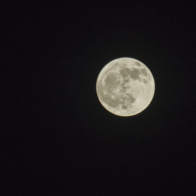 """Full Moon"" stock image"